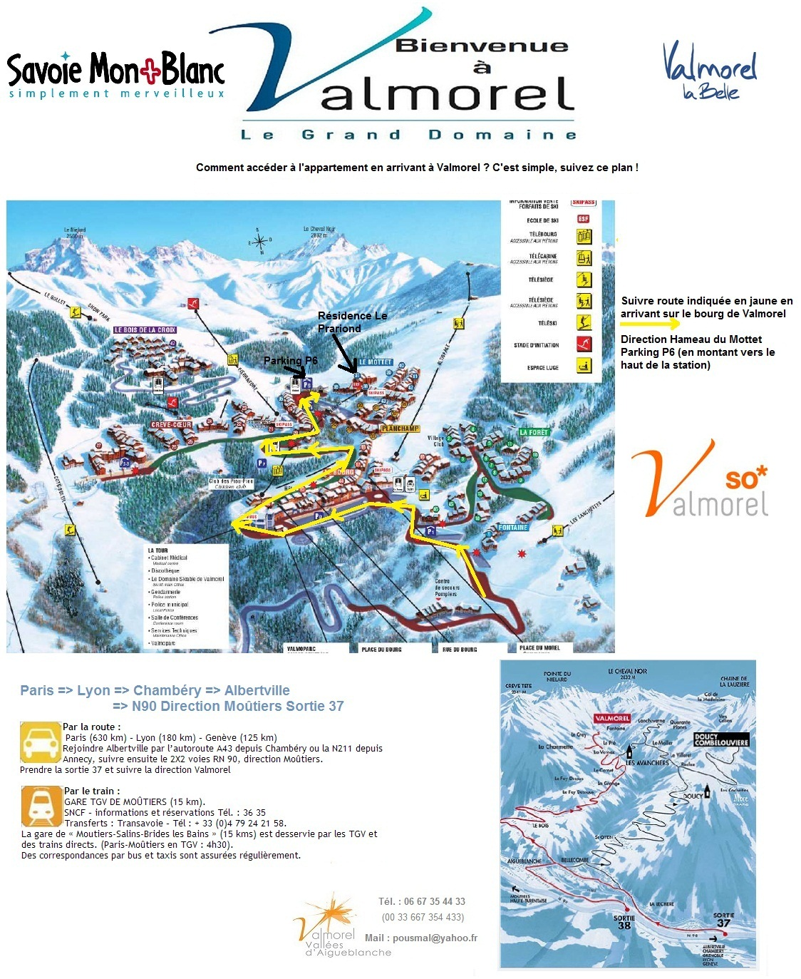 plan-acces-prariond-valmorel
