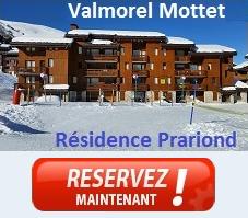 Notre appartement à Valmorel en location