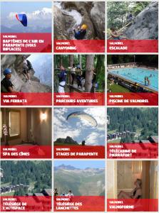 Activités d'été à Valmorel Site Savoie Mont Blanc