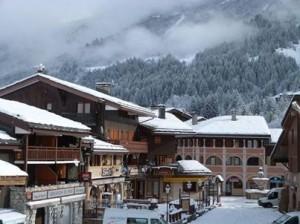 Bourg Valmorel
