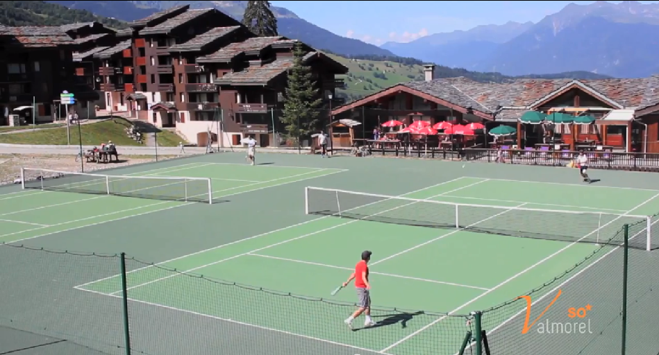So Valmorel Tennis Prariond