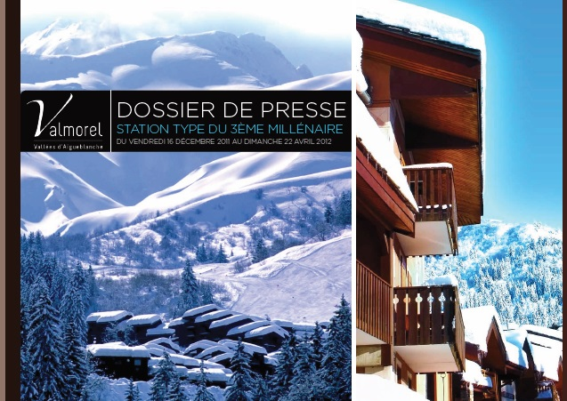 Valmorel Dossier de Presse Hiver 2011-2012
