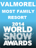 2014 WORLD SNOW AWARDS VALMOREL