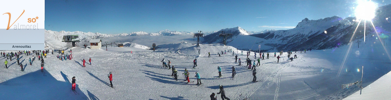 WEBCAM VALMOREL 29 12 14
